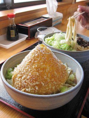 吉田のうどんと赤富士@おいしいキャンプ場 by @namiさん | レシピ ...