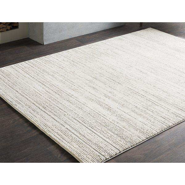 Bridgeton Distressed Modern Gray Cream Sleek Area Rug Area Rugs Grey Carpet Rugs On Carpet