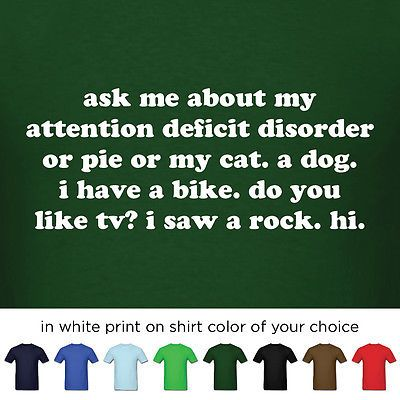 Adult Attention Deficite Disorder 20