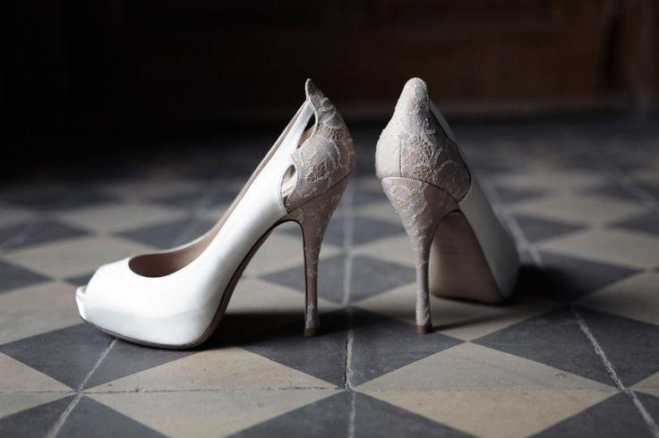 Herzlich willkommen, @KLICKGEMACHT !! #Brautschuhe