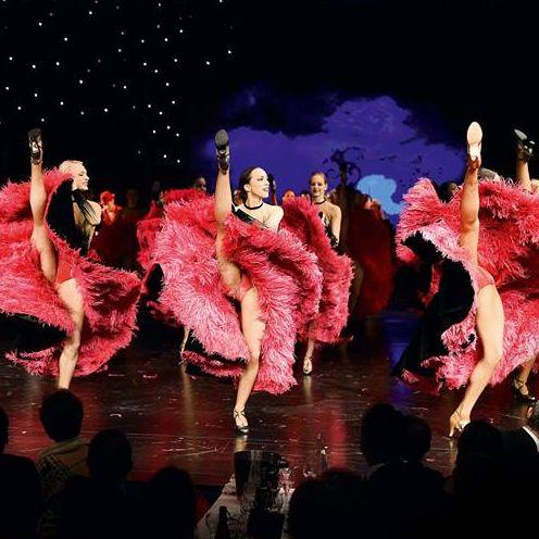 """Venez découvrir le cancan version LIDO dans notre nouveau spectacle """"Paris Merveilles""""  #cabaret #lido #Paris #champselysees"""