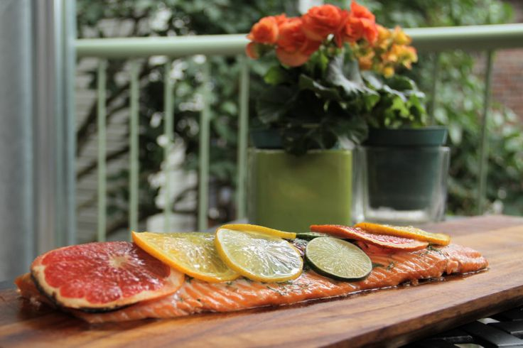 Recipe - Cirtus Grilled Salmon from elle cuisine Catering