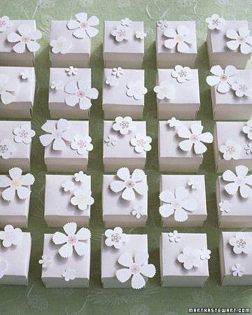 Blossom Boxes