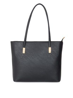Check out what I found on the LimeRoad Shopping App! You'll love the Solid black zippered handbag. See it here http://www.limeroad.com/products/1321125?utm_source=12caca74dd&utm_medium=android