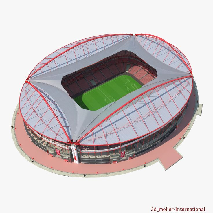 Stadium Estadio da Luz 3d model http://www.turbosquid.com/FullPreview/Index.cfm/ID/929605?referral=3d_molier-International