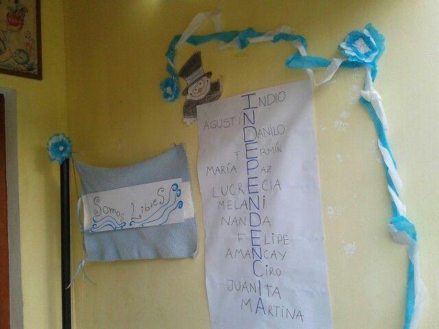 Día de la independencia Argentina!