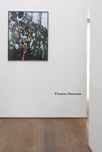 Thomas Manneke, Groups. © Jordi Huisman, Museum De Paviljoens