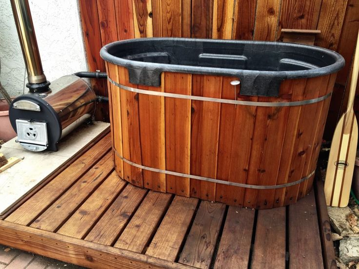 Wood Fired Hot Tub Parts & Accessories in 2020 Stock