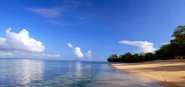 Pantai Brang Sedo - Objek Wisata Di Pulau Moyo Sumbawa