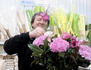 Gilles Pothier, l'art floral au sommet