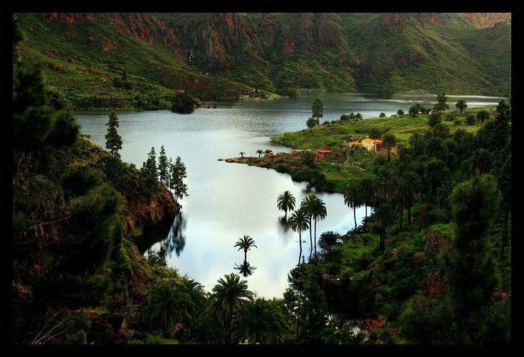 Canary Islands   Presa de Soria - Gran Canaria