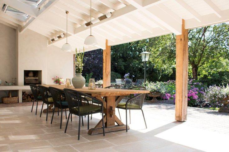 757 best Veranda\u0027s  Overkappingen images on Pinterest Garden - store exterieur veranda prix