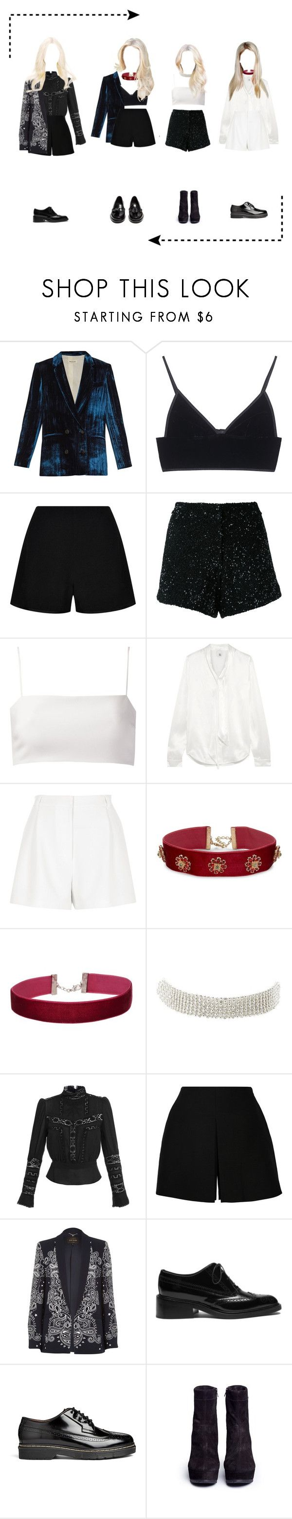 """""""""""Blood Sweat & Tears"""" Music Video — KAI"""" by bbofficial ❤ liked on Polyvore featuring MASSCOB, T By Alexander Wang, Reiss, Manish Arora, Giuliana Romanno, Iris & Ink, River Island, Design Lab, Miss Selfridge and Charlotte Russe"""