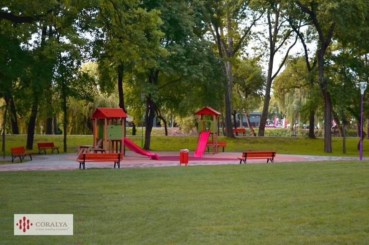 Parcul Copiilor din Timisoara - loc de joaca