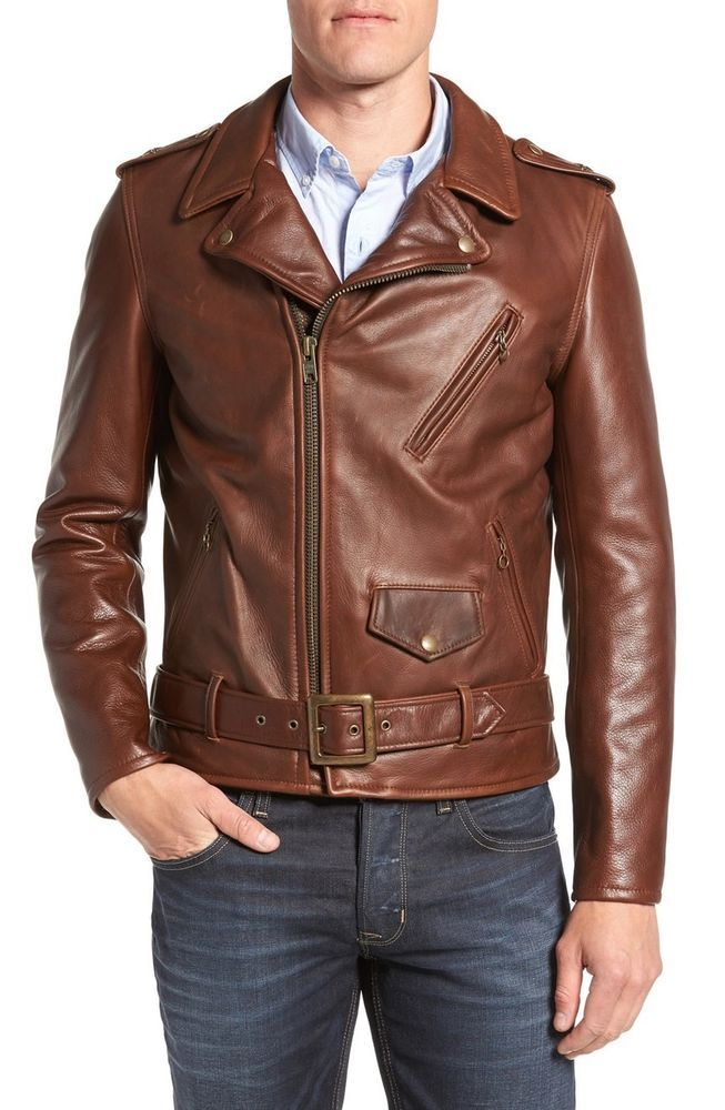 Best 25  Brown leather jacket men ideas on Pinterest | Fashion ...
