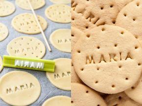 Prepara galletas maría caseras ¡mejores que las de la tiendita!