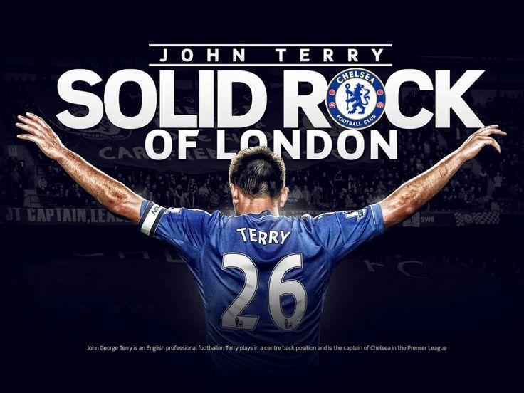 John Terry Chelsea 2012-2013 HD Best Wallpapers