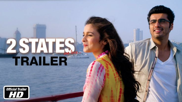 Presenting the much awaited trailer of 2 states, an adaptation from Chetan Bhagat's bestselling novel (2 States).