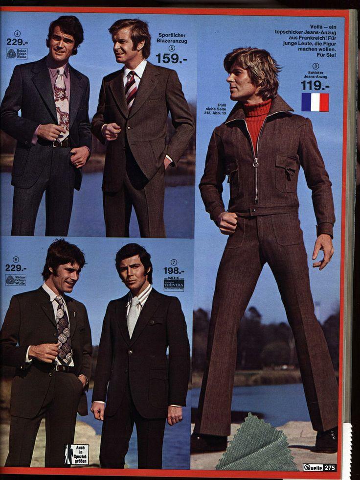 Retro S Fashion Men