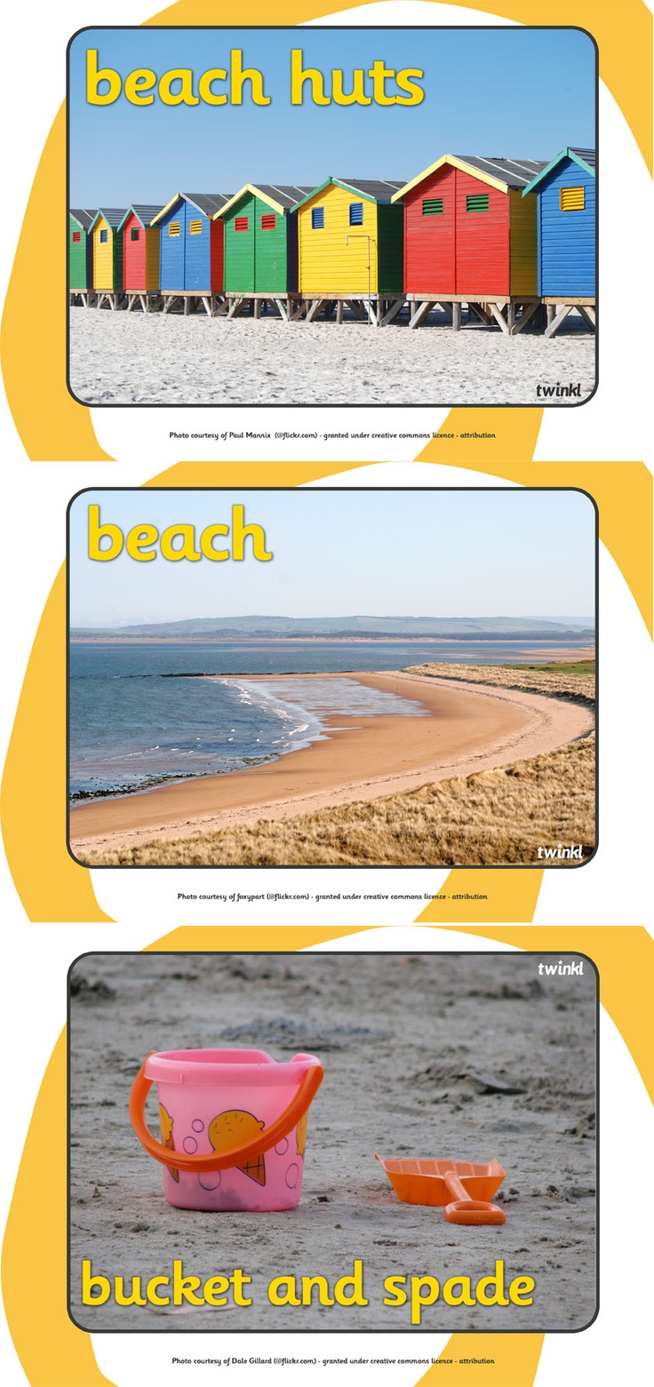 Seaside Display Photos- - Pop over to our site at www.twinkl.co.uk and check out our lovely Seaside primary teaching resources! seaside, display,  photos #Seaside #Seaside_Resources