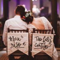 Tipo Casa de Vó – Casamento Luana e Guilherme