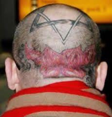 Boy George Awesome Tattoos ~ Dj Tattoos