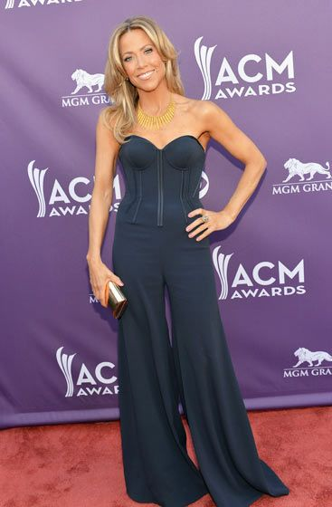 Academy of Country Music Awards 2013: What the Stars Wore: Sheryl Crow