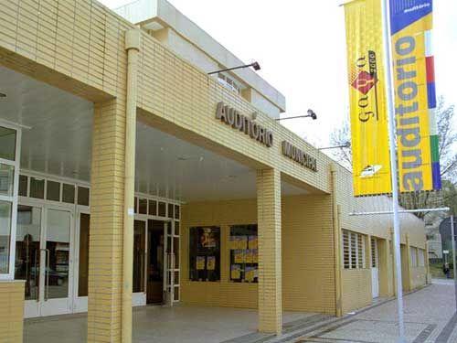 Auditório Municipal de Vila Nova de Gaia, Portugal