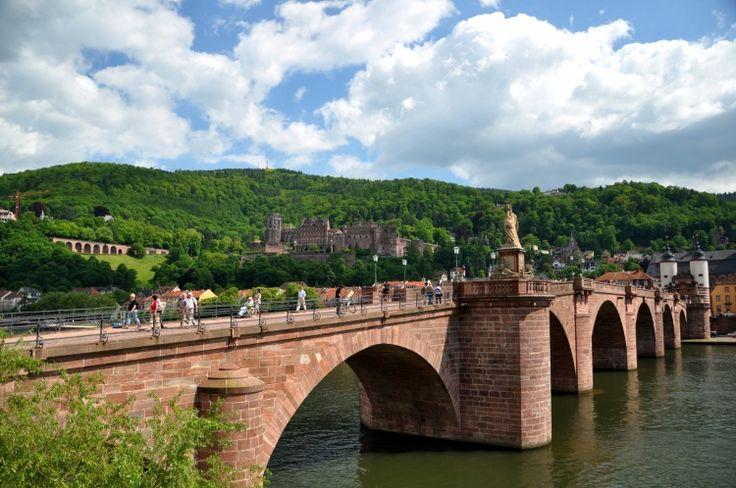 【ドイツ】お城などで有名なバイデルベルク観光でおすすめのスポット4選 - トラベルブック
