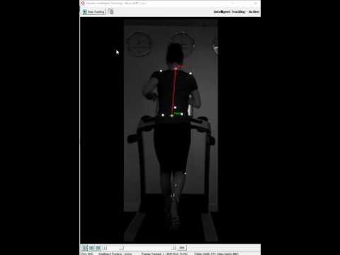Quintic v29 Software - 2 Point Intelligent Tracking - YouTube