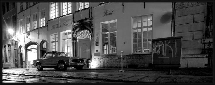 Small Luxury and Boutique Hotel de Witte Lelie Antwerp, Belgium.