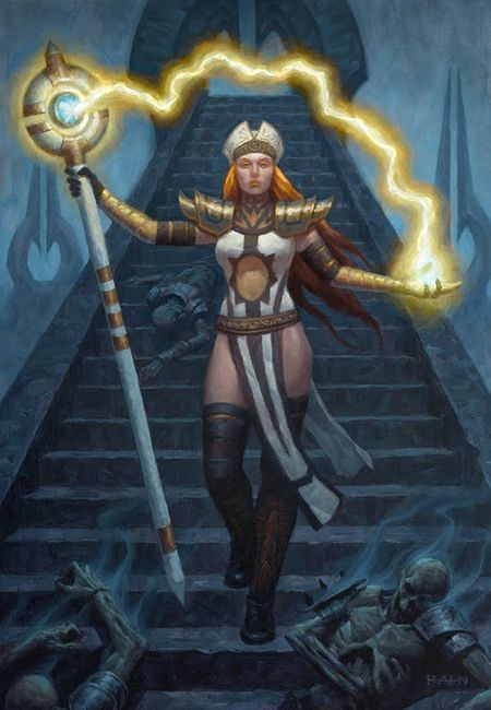 Confessor Paletress - Hearthstone: Heroes of Warcraft Wiki