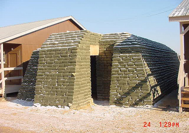 267 best hesco bastion  gabion type buildings images on pinterest