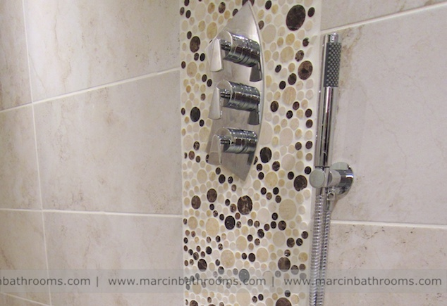 MOSAICO MOON MIX BROWNS mosaic tiles by Porcelanosa