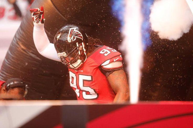 Jonathan Babineaux!!!  Love my Falcons!!!