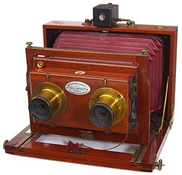 Reygondaud Stereo Camera