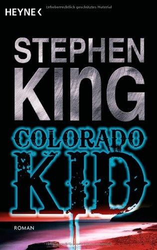 Colorado Kid by Stephen King:Amazon:Books
