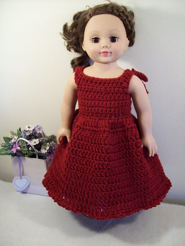 419 best 18 inch doll clothes images on Pinterest   Puppenkleidung ...