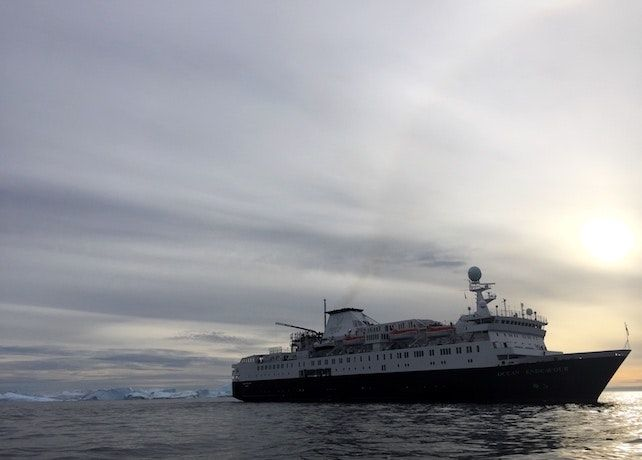 This arctic cruise may just be the answer to your next family trip