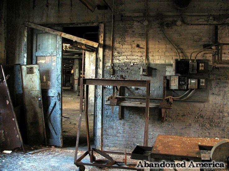 fostoria glass company moundsville wv - matthew christopher murray's abandoned america