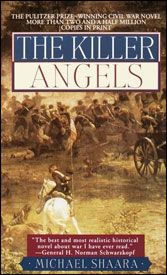 one of the best fictional (but based on true events) Civil War books i've ever read.: Worth Reading, Civil Wars, Book Worth, Michael Shaara, Killers Angel, The Killers, Favorite Book, Novels, The Civil War