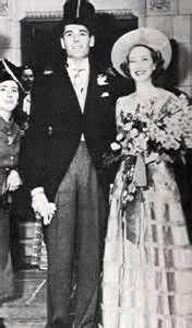 Henry Fonda and Frances Ford Seymour