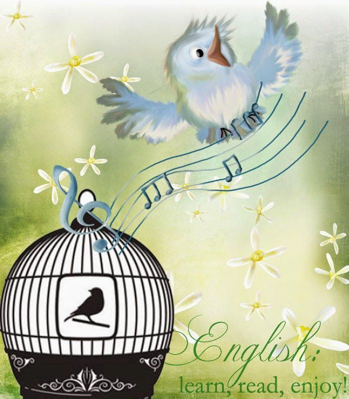 English:learn,read,enjoy!: Nice for Reading: I Know Why The Caged Bird Sings ...