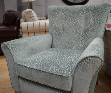 Alstons Upholstery Avignon Accent Chair - Reduced from £565 to £450!