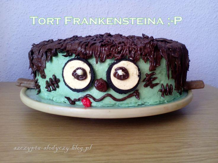 Tort Frankensteina PRZEPIS krok po kroku
