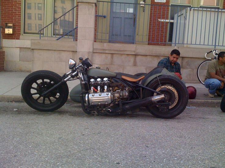 Metric Choppers - Page 15 - Custom Fighters - Custom Streetfighter Motorcycle Forum