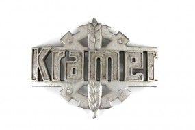 Traktor Kramer Schriftzug