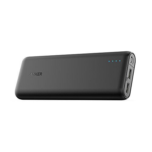 Anker 20000mAh Portable Charger PowerCore 20100  Ultra High Capacity Power Bank with 4.8A Output PowerIQ Technology for iPhone iPad & Samsung Galaxy & More (Black) This is rated above 4 stars and stays in the top items sold online in Wireless  category in Canada. Click below to see its Availability and Price in YOUR country.