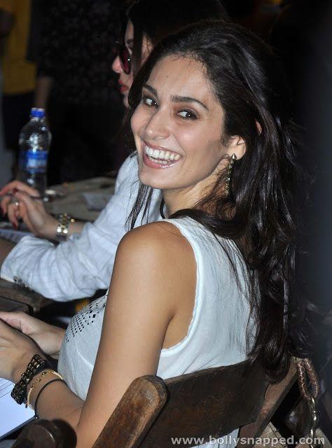 Unseen Pics of Bruna Abdullah at Grand Masti Promotions