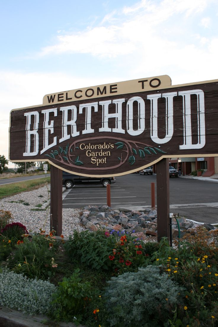Berthoud Colorado
